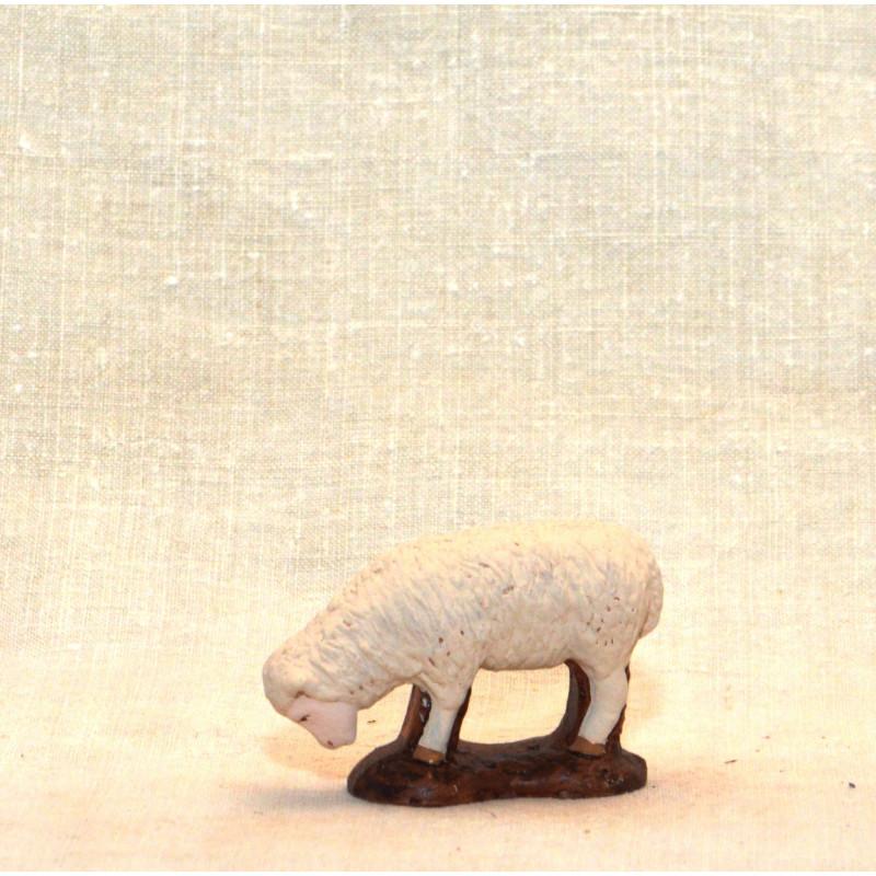Mouton qui broute 9cm