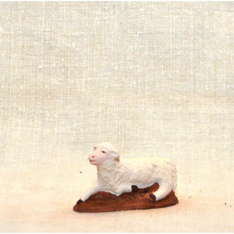 Mouton couché 9cm